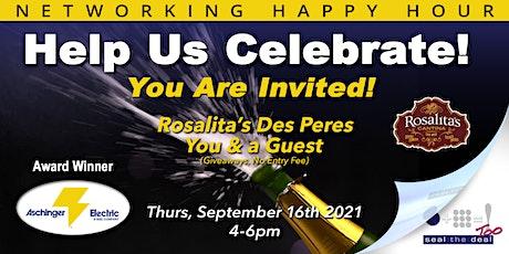 Client Appreciation Happy Hour - Sept 2021 tickets