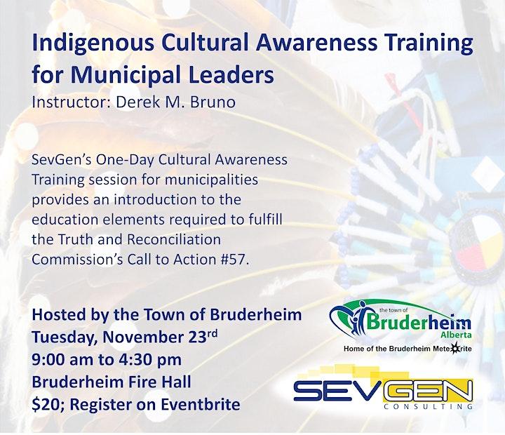Indigenous Cultural Awareness Training for Municipal Leaders image