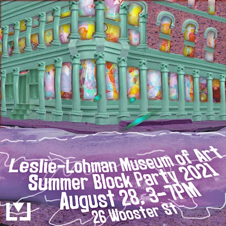 Leslie-Lohman Summer Block Party 2021 image