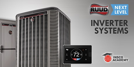 Ruud Next Level: Inverter Systems tickets