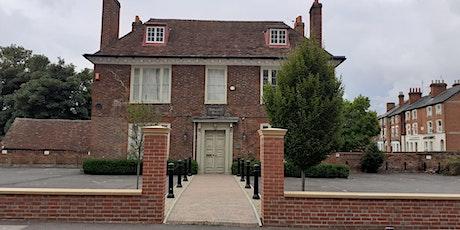 Grade II * Watlington House. A hidden gem of a house and garden in Reading tickets