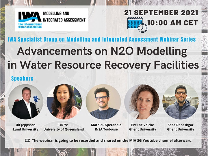 Advancements on  N2O modelling in water resource recovery facilities image