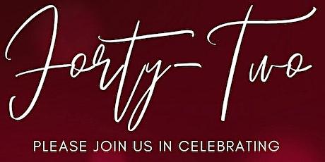 CTOJ 42nd Anniversary Banquet tickets