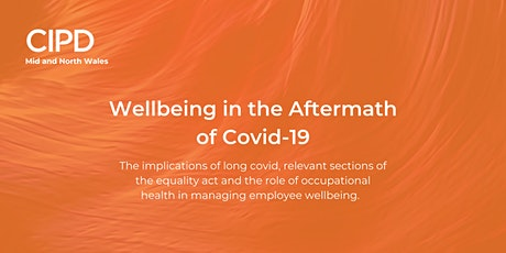 Wellbeing in The Aftermath of Covid-19 tickets