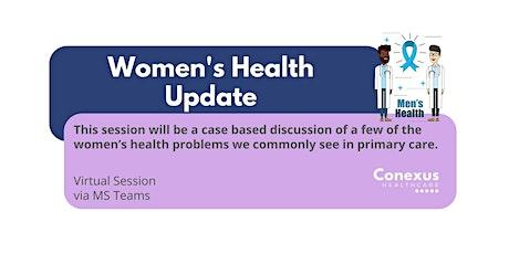 Women's Health Update entradas