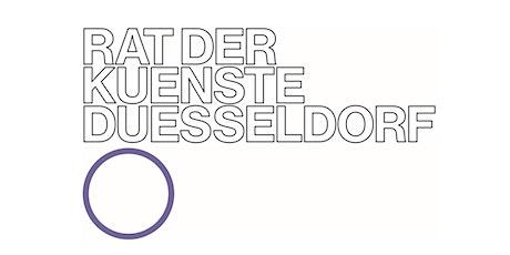 Registrierung für die digitale Wahl des Rat der Künste Düsseldorf (RdK) Tickets