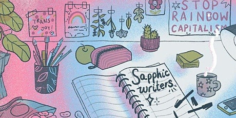 Sapphic Writers Zine Launch: Farewell at the Fingertips tickets