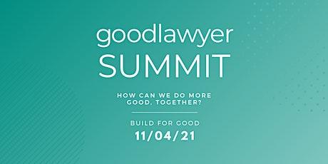 Goodlawyer Summit: Build for Good tickets
