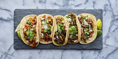 Tacos Master Class - Cooking Class tickets