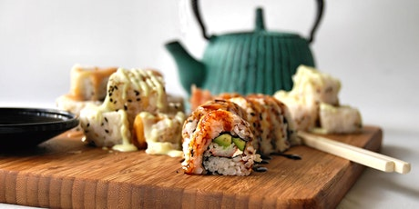 Sushi Workshop Cooking Class tickets