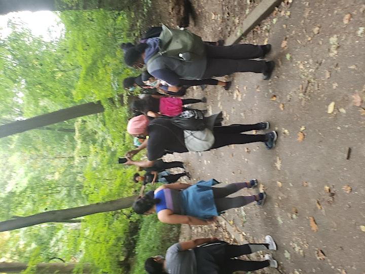 Harlem Cycle's  Fall Community Hike image