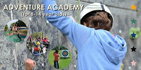 Adventure Academy (for 8-14 year olds) October Half-Term tickets