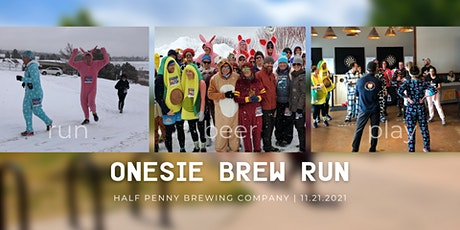 Onesie Brew Run tickets