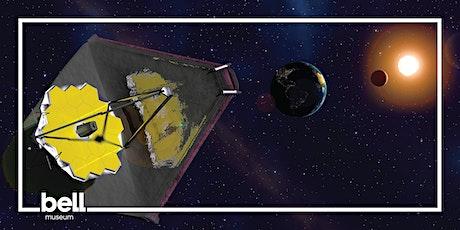 Conversation with a NASA James Webb Space Telescope Expert tickets