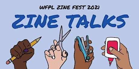 Zine Fest: Zine Talks tickets