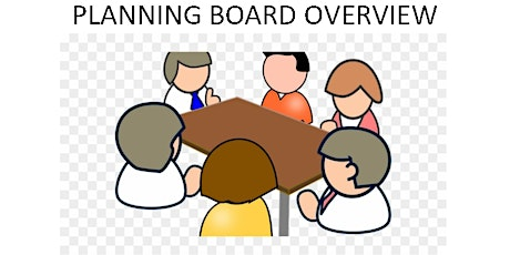 Planning Board Overview tickets