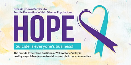Suicide Prevention Coalition of Yellowstone Valley tickets