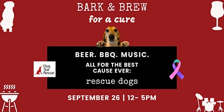 Bark and Brew tickets