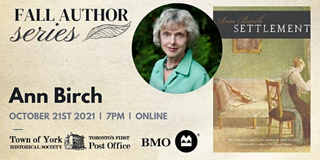 Fall Author Series: Ann Birch tickets