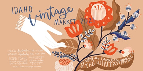 Idaho Vintage Market 2021 tickets