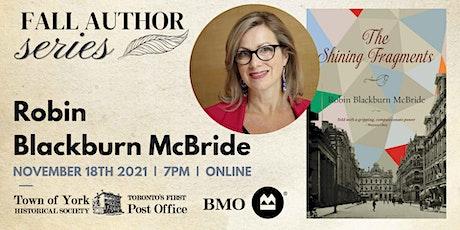 Fall Author Series: Robin Blackburn McBride tickets