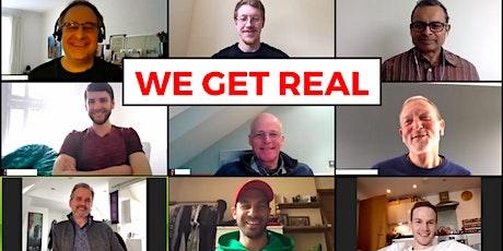 MenSpeak Mens Group with Kenny Mammarella D'Cruz tickets