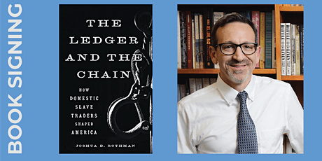The Ledger and the Chain  Presentation and Book Signing tickets