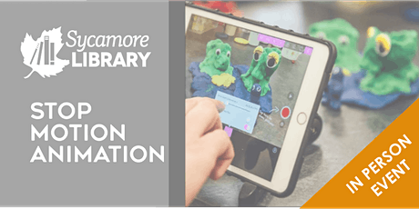 Stop Motion Animation Workshop tickets