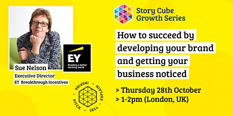 Story Cube  - Developing your brand and getting your business noticed... tickets