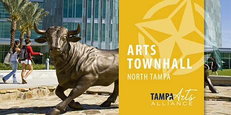Arts Townhall -  North Tampa - Tampa Arts Alliance tickets