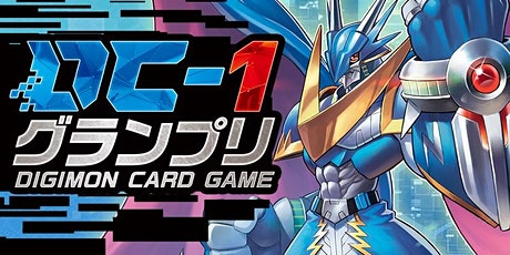 Digimon Card Game Premier TO DC-1 GP [Oceania] tickets