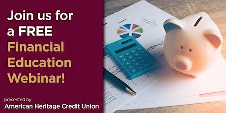 Understanding Money and Credit tickets