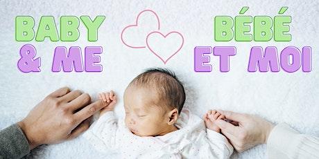 Baby & Me (Wednesday) / Bébé et moi (mercredi) tickets