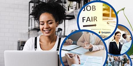 Foire de l'emploi bilingue - Bilingual virtual job FairCFGT 2021 billets