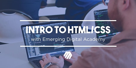Intro to HTML/CSS Workshop (FREE) tickets
