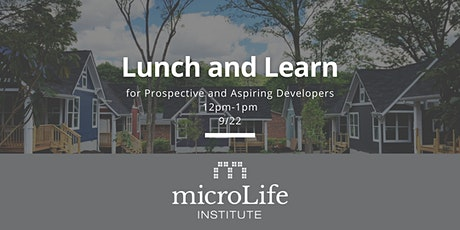 Developer Lunch and Learn tickets