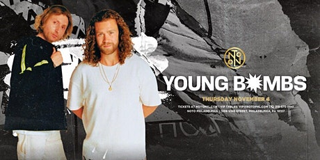 Young Bombs @ Noto Philly Nov 4 tickets