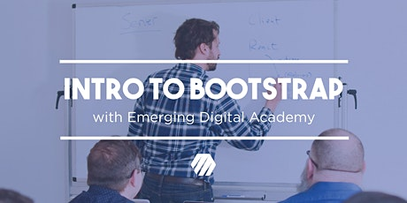 Intro to Bootstrap Workshop (FREE) tickets