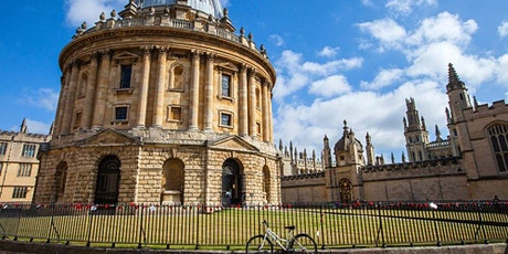 Oxford Doctoral Course in Clinical Psychology - Admissions 2022 Talk tickets