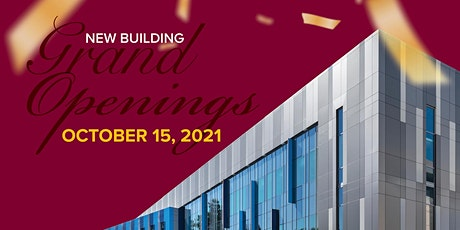 CSUDH New Building Grand Openings tickets