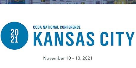 Christian Community Development Association (CCDA) Conference tickets
