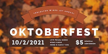 Oktoberfest featuring The Steam Boiler Works tickets