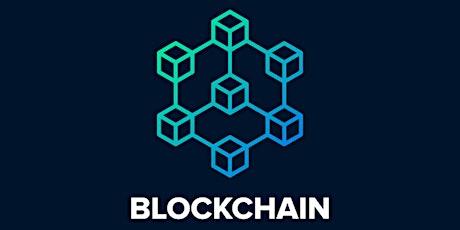 4 Weeks Beginners Blockchain, ethereum Virtual LIVE Online Training Course tickets