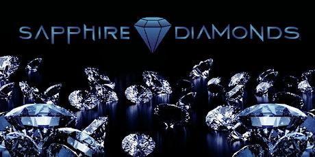 Sapphire Diamonds tickets
