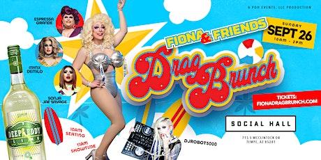 Fiona & Friends Drag Brunch | Drag Queen Show, Full Service & Liquid Brunch tickets