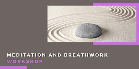Virtual Introduction to Zen Meditation and Breathwork Workshop tickets