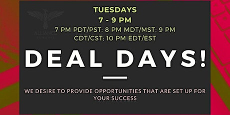 Real Estate Investing Community tickets