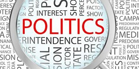 Lunch & Learn: Discovering Latent Political Discourses tickets