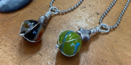Jewelry Workshop: Wire Wrapping Pendants tickets