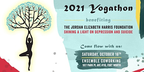 Yogathon Hosted by The Jordan Elizabeth Harris Foundation tickets